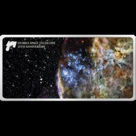 Samoa 2015 5$ Hubble Space Telescope Coin 25th Anniversary 1oz Proof-Like Silver Coin